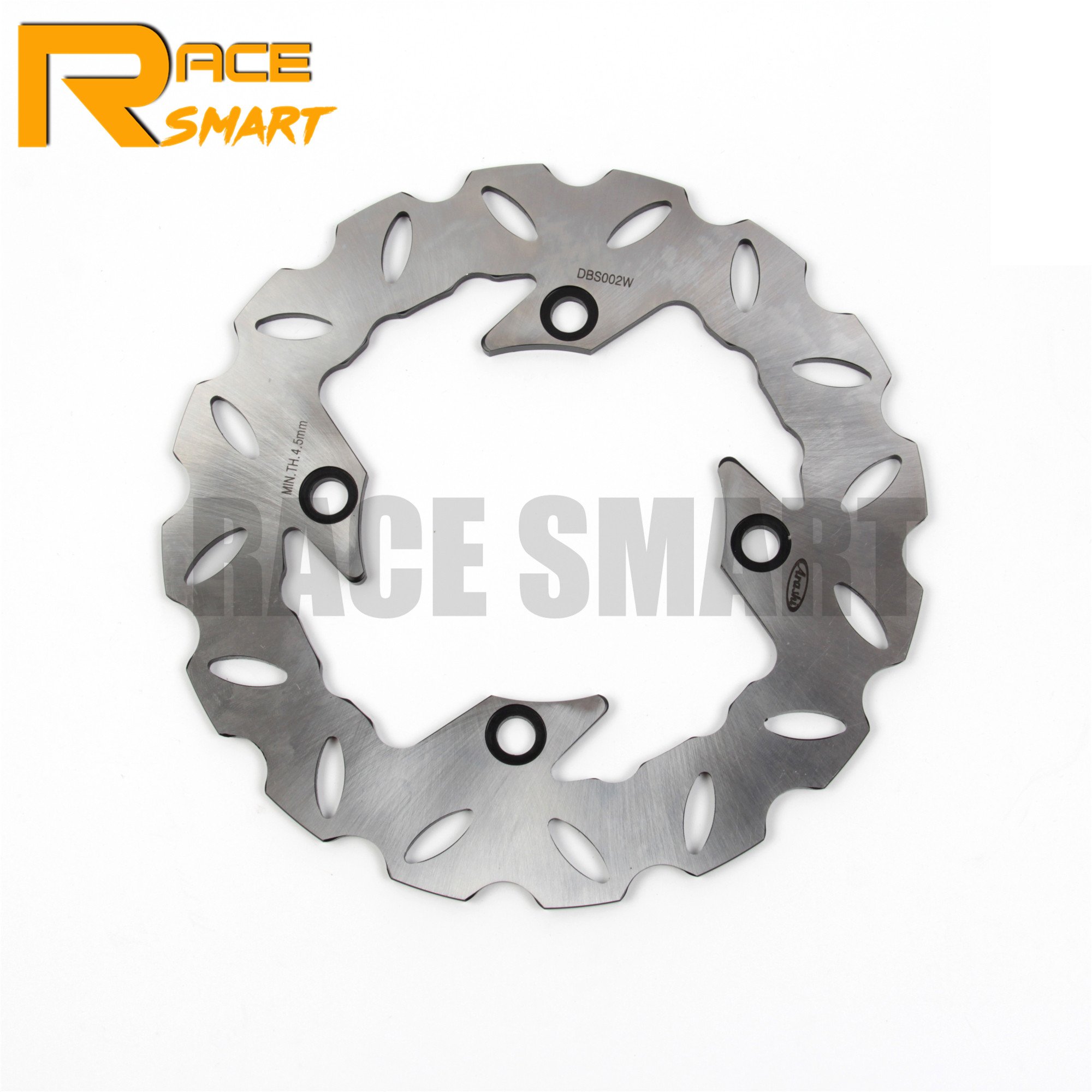 Motorcycle Rear Brake Discs For <font><b>HONDA</b></font> CB F <font><b>HORNET</b></font> <font><b>600</b></font> 1998 - 2003 Brake Disks Rotors CBF600 CB600F <font><b>HORNET</b></font> 1999 2000 <font><b>2001</b></font> 2002 image