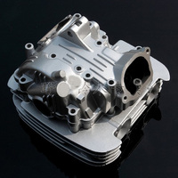 Fast Shipping original quality motorcycle cylinder head assembly For Suzuki GN250 GN 250 engine cylinder Parts