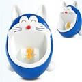 3 Types Cartoon Cat Baby Potty Children Training Urinal Plastic Toilet Pot For Baby Boy Toilet Trainer Baby Potty Toilet