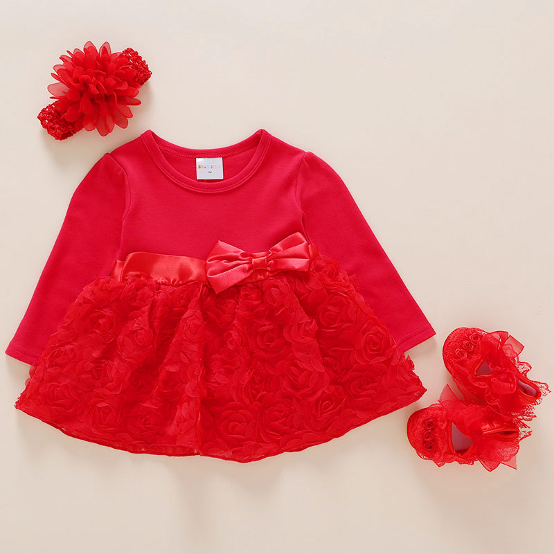 New Born <font><b>Baby</b></font> <font><b>Girls</b></font> Infant <font><b>Dress</b></font> & Clothes Lace 1 <font><b>year</b></font> old birthday <font><b>girl</b></font> <font><b>dress</b></font> Christening <font><b>Dress</b></font> <font><b>Baby</b></font> <font><b>Girl</b></font> <font><b>Dresses</b></font> <font><b>3</b></font> 6 9 Months image