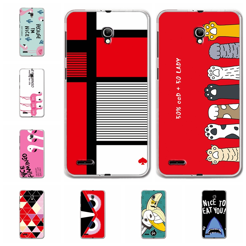 Cute Case For Alcatel One Touch Pop 2 5