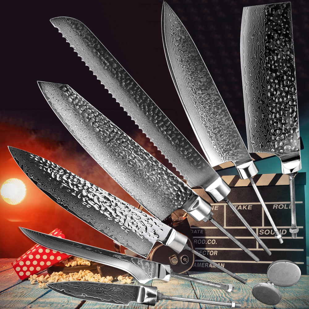 top 10 most popular damascus knife blanks ideas and get free