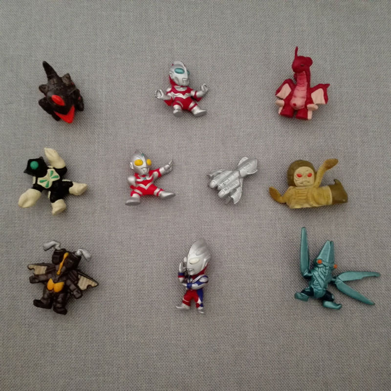 Monster Toys For Boys : Online buy wholesale game ultraman from china