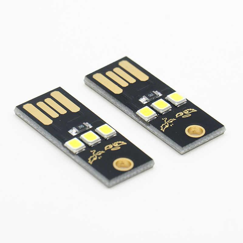 Zk40 Mini super bright USB luz do teclado notebook computador móvel chip de fonte de alimentação LED Nightlight frete grátis
