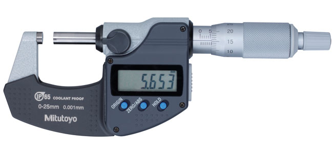 Mutitoyo 50 75mm Coolant Proof Micrometer 293 232|micrometer|micrometer 50-75mm|  - title=