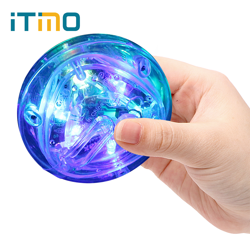 ITimo Toy Lamp Party Light Fun  Tub  Take A Bath Children's Toys Waterproof Toys Swimming Pool Lamp LED Lamp