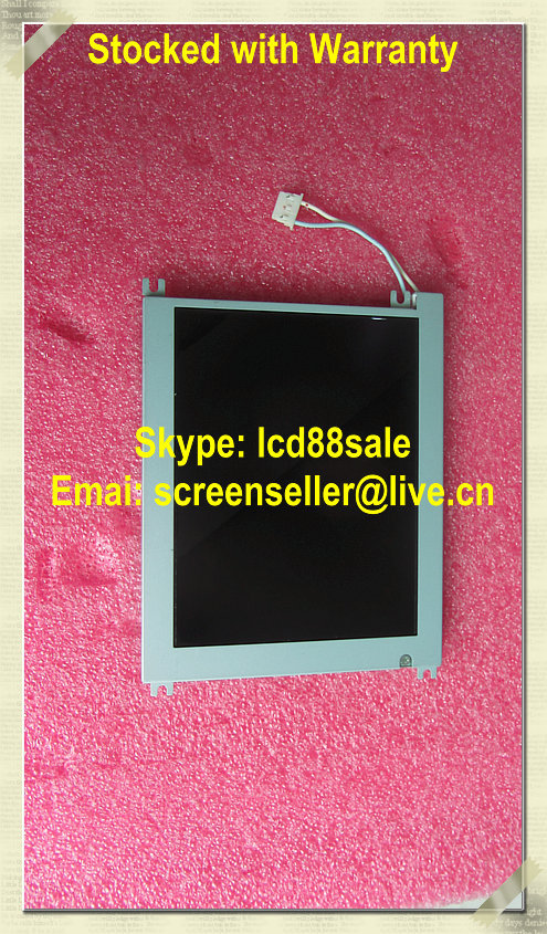 best price and quality KCS057QV1BL-G21 glass without backlight industrial LCD Display