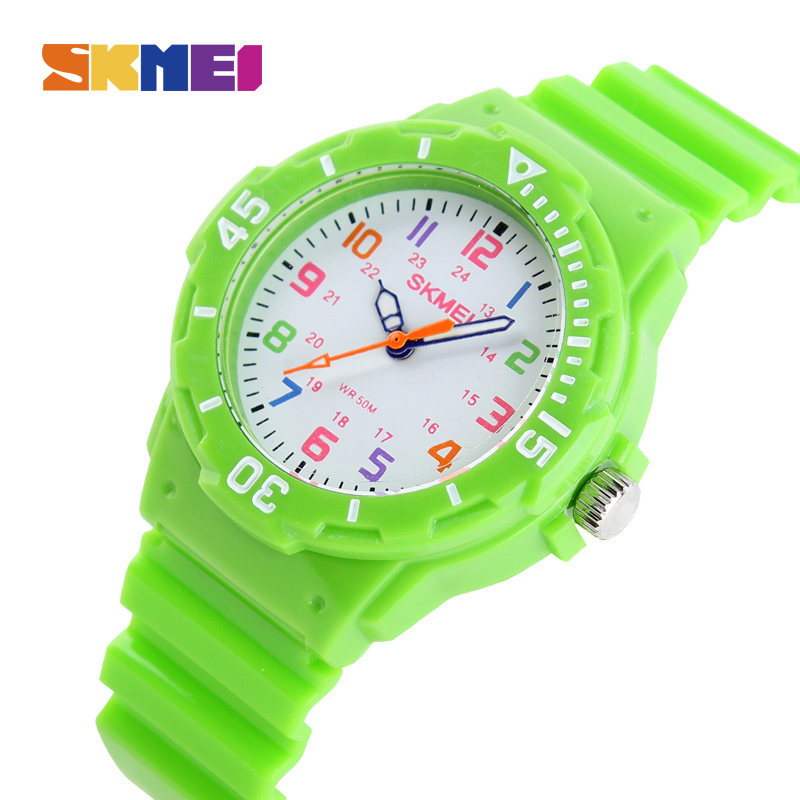 SKMEI Fashion Children Watch Casual Watches Quartz Wristwatches Waterproof Jelly Kids Clock boys Hours Girls Wristwatch fashion brand children quartz watch waterproof jelly kids watches for boys girls students cute wrist watches 2017 new clock kids