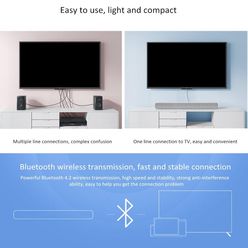 Original Xiao mi TV Audio Heimkino Soundbar Lautsprecher Wireless ...