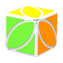 Leaf Line Magic Cubes