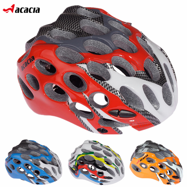 Acacia Promotion Eps Material 41 Hole Cycling Helmet Road Bike