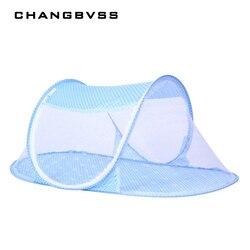 Berço do bebê portátil mosquito net tenda multi-função berço cama infantil dobrável mosquiteiro para meninas cama frete grátis