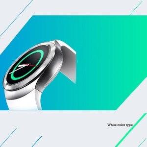 Image 5 - Smart watch inteligentna bransoletka na rękę z Bluetooth wody dowód Phone Call wsparcie GSM Sim fitness tracker dla Android informacji