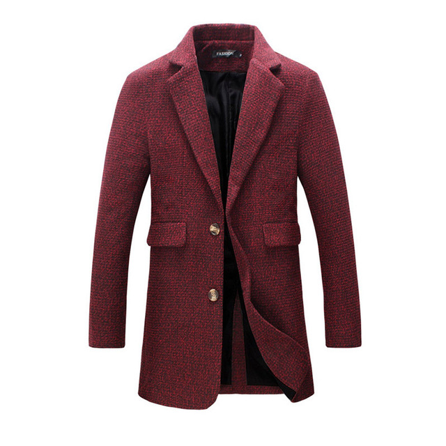 top selling fashion autumn men trench coat outwear  single breasted dust coat M-5XL AYG137
