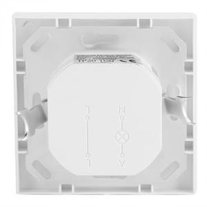 Image 5 - Infrarood PIR Bewegingssensor Schakelaar PVC Verzonken Muur Lamp Switch On/Off en PIR Schakelaar Gloeilamp Schakelaar assortiment