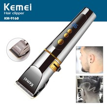 Electric Hair Clipper Kit for Men Barber Rechargeable Trimmer Grooming Haircut Hair Cutting Machine WH998