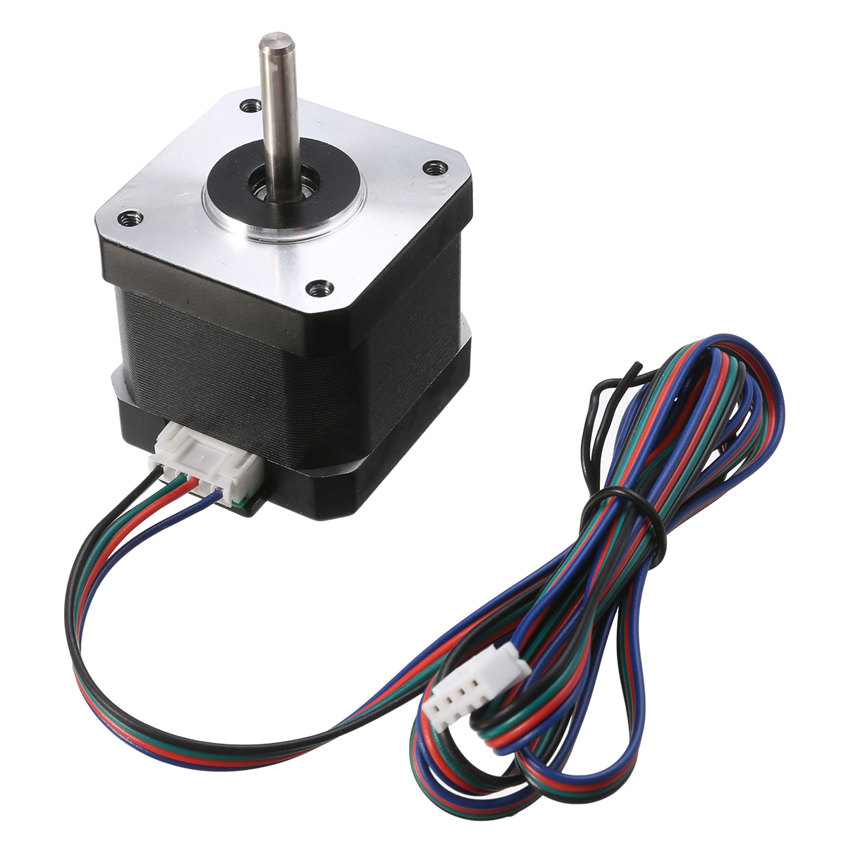 1pc CNC 1.8 Degree NEMA17 Stepper Motor 1.7A 40mm 2 Phase 4-wire Stepper Motor For 3D Printer Accessories1pc CNC 1.8 Degree NEMA17 Stepper Motor 1.7A 40mm 2 Phase 4-wire Stepper Motor For 3D Printer Accessories