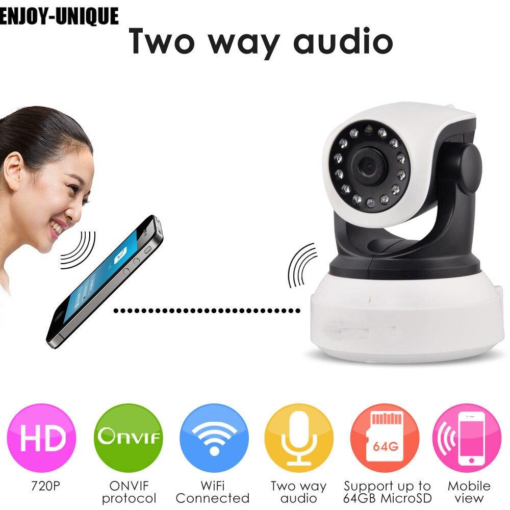ENJOY UNIQUE STARCAM IP Camera Wireless 720P IP Security Camera WiFi IP Security Camera Baby Monitor