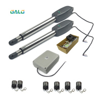 GALO Metal stainless steel PKM102 400kg Heavy Duty Dual Automatic Swing Gate Opener can Adjustable Open mode