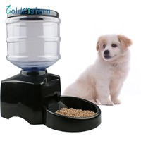 Super Smart Pet Automatic feeder 5.5 L Large Timer Automatic Pet Dog Cat Feeder Electronic Portion Control Feeder with LCD
