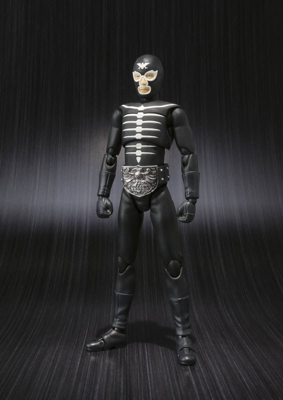 Japan Anime Masked Rider Original BANDAI Tamashii Nations S.H.Figuarts / SHF Action Figure - Shocker Combatmen
