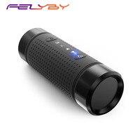 FELYBY New OS2 Outdoor Wireless Bluetooth Speaker Portable Speaker Subwoofer Sports Audio Waterproof Mobile Power Speaker
