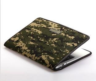 """Digital denim Laptop bag protective leather case for Apple Macbook Air, fit for 11.6""""/ 13.3"""", free shipping"""