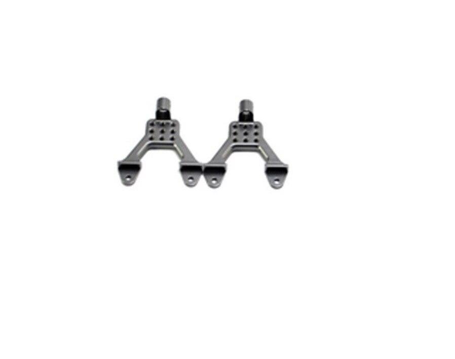 Alloy Rear suspension bracket for 1:10 SST RC Crawler Car D90 rc car parts 4pcs 102mm rc 1 10 double dual rate suspension shocks absorber for d90 scx10 d110 crawler car