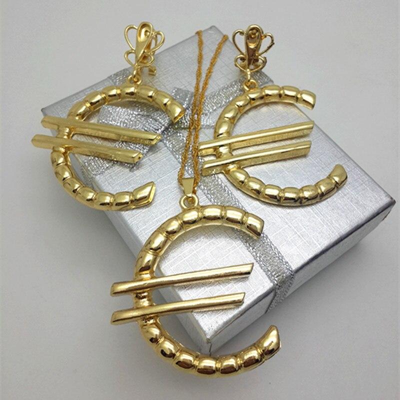 ZuoDi Gold Jewelry Set...
