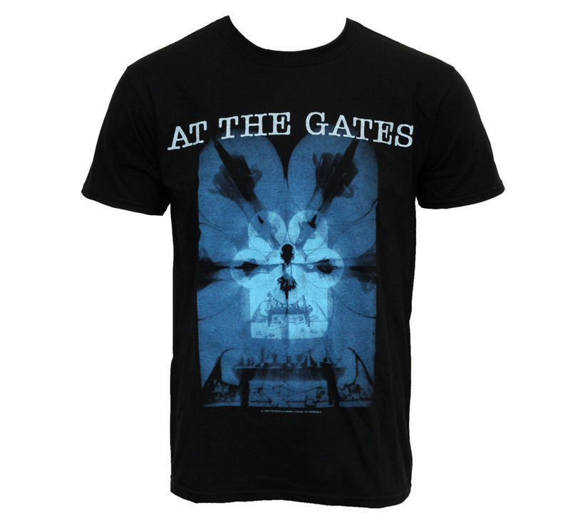 Herren T-Shirt At The Gates - Burning Darkness - XL