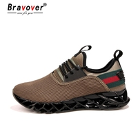 Bravover 2018 Newest Men's Fashion Casual Shoes Comfortable Walking Shoes Breathable Footwear Trainers Sneakers Shoes Size 39~45