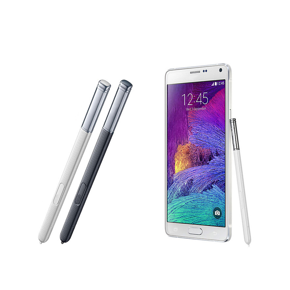 on sale 2ffc0 74f2e US $2.36 |Aliexpress.com : Buy For Samsung Galaxy Note 4 Pen Active Stylus  S Pen Stylet Caneta Touch Screen Pen Mobile Phone Note 4 Waterproof S Pen  ...