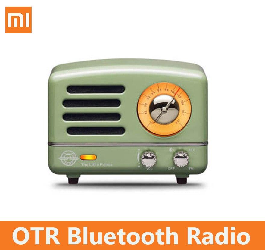 xiaomi maowang bluetooth radio speaker Retro stylish fashion good voice quality portable support MP3 cat King
