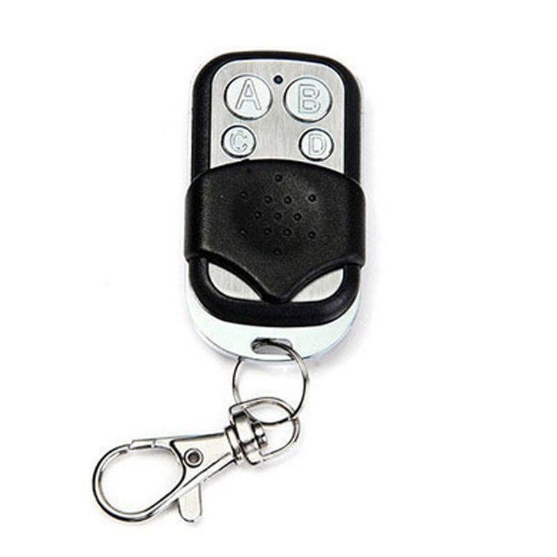 1 шт. Беспроводной 4 Универсальный ключ 433 мГц Rolling код двери гаража дистанционного  ...
