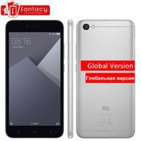 Global Version Xiaomi Redmi Note 5A 2G RAM 16G ROM 5 5 Snapdragon 425 Quad Core