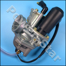 Карбюратор с электрическим дросселем для Aeon Revo 50 Minikolt 50 Alpha LG 50CC 90CC Carb