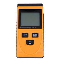 Digitale LCD Rivelatore di Radiazione Elettromagnetica Meter Dosimeter Tester Contatore All'ingrosso
