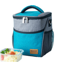 Thicken Fresh Keeping Insulated Cooler Bag Thermal Lunch Tote Portable Insulation Ice Pack Travel Picnic Food Storage Container