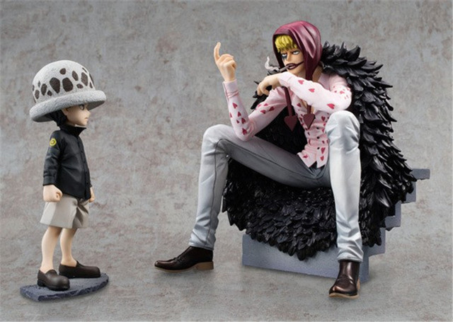 Anime One Piece Trafalgar PVC Action Figure