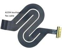 Новый A1534 821-1935-A Тачпад trackpad шлейф для Apple MacBook Retina 12