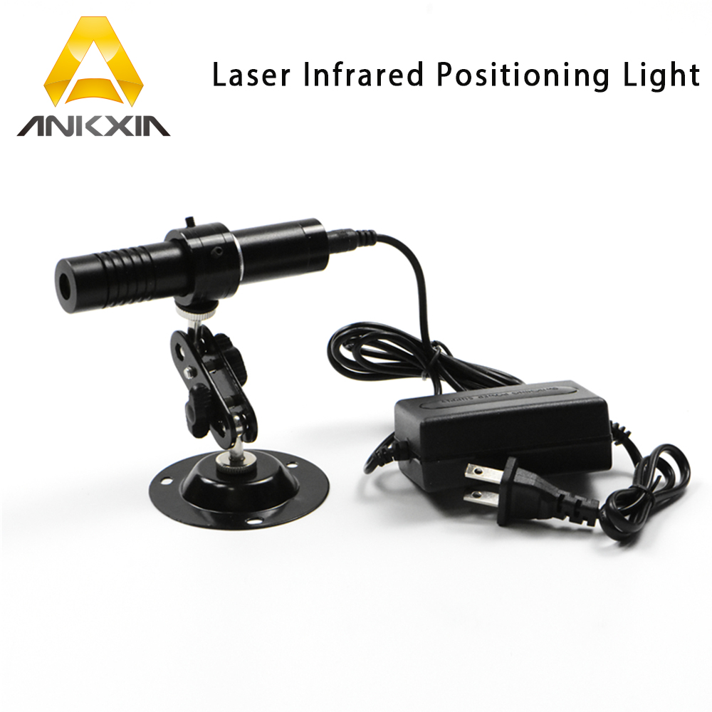 Laser Locator Line Beam Marking Positioning Red Dot Focusable Laser Diode Module  For Woodworking Stone Sawmill Machine