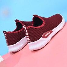 f47ced32c8 2018 Mulheres Sapatilha Sapatos 3 cores 36-40 sem caixa de tamanho Médio  com Tênis Ao Ar Livre
