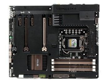Placa base original para ASUS SABERTOOTH Z77 DDR3 LGA 1155 USB3.0 tableros 32 GB Z77 escritorio motherborad