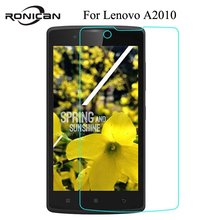 For Lenovo A2010 Screen Protector Original Anti-shock 9H Tempered Glass Safety Protective Film On A 2010 A2580 A2860