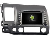 Android 8.1.0 2 ГБ dvd плеер для Honda Civic 2006 2011 gps navi Радио стерео головного устройства мультимедиа ленты магнитофон рекордер