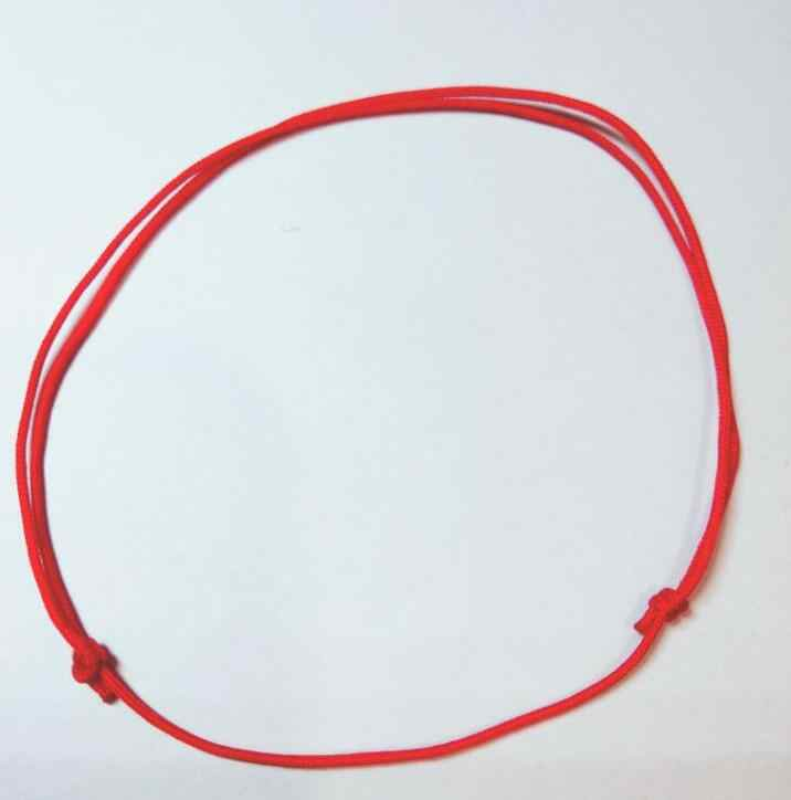 10pcs/lot KABBALAH HAND Made Adjustable Red String Bracelet EVIL Jewelry Kabala Good Luck Bracelet Protection Fast Shipping L1