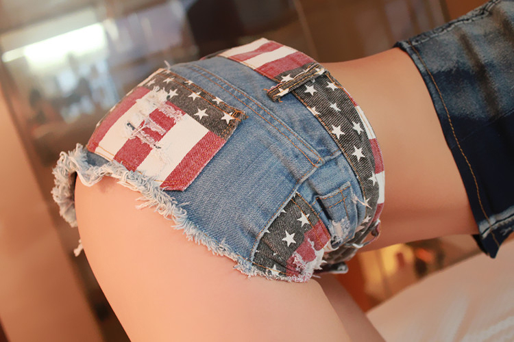Aliexpress.com : Buy Women Denim Short Pants New Sexy Short Jeans ...