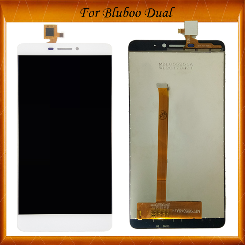 Top Quality LCD Display and Touch Screen For Bluboo Dual Digitizer Assembly Replacement White COLOR IN StockTop Quality LCD Display and Touch Screen For Bluboo Dual Digitizer Assembly Replacement White COLOR IN Stock