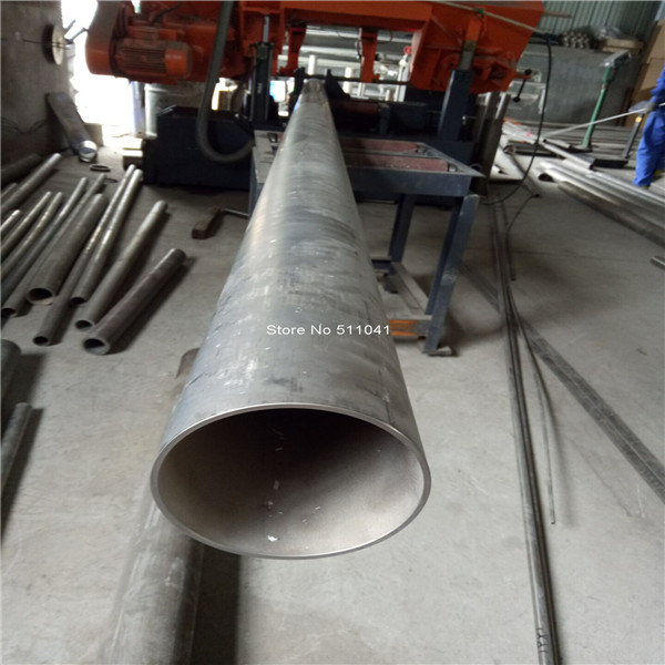 1pc titanium tube OD 108mm*ID 100mm *Length 500mm,4mm thick,free shipping