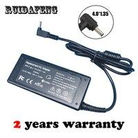 19 V 3.42A 65 w Ноутбук AC Мощность адаптер зарядное устройство Zenbook для Asus UX32VD UX32A UX42 V451 U38D UX32V 4,0 мм * 1,35 мм